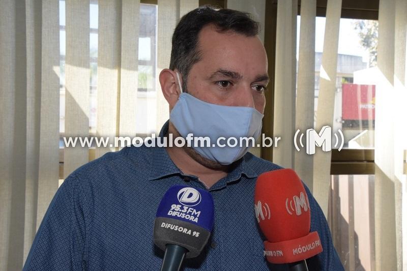 Secretário diz que município ainda não recebeu recursos do...