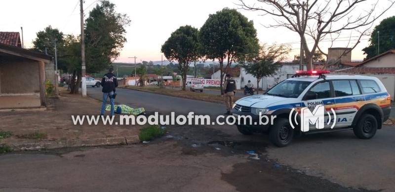 Violência: Dois homens são mortos em Patrocínio