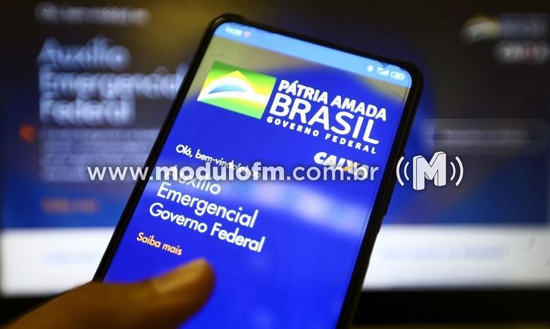 Caixa credita hoje auxílio emergencial para nascidos em junho