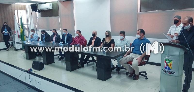 Hospital do Câncer de Patrocínio será unidade do Hospital de Amor sediado em Barretos