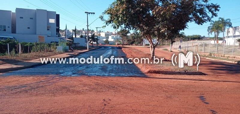 SESTRAN pede atenção dos motoristas na Avenida João Alves do Nascimento