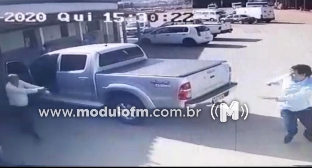 Ex-presidente da Câmara Municipal Cássio Remis é assassinado à...