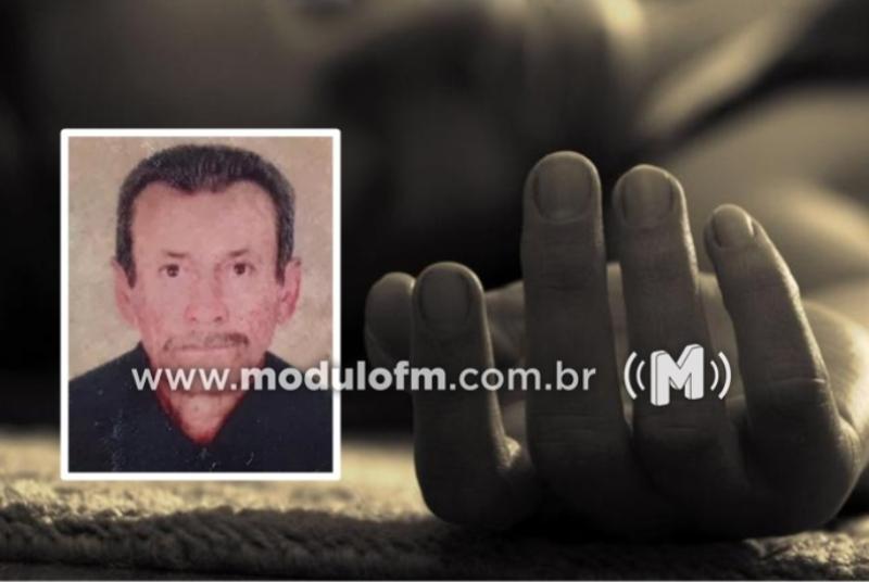 Homem é encontrado morto na zona rural de Patrocínio