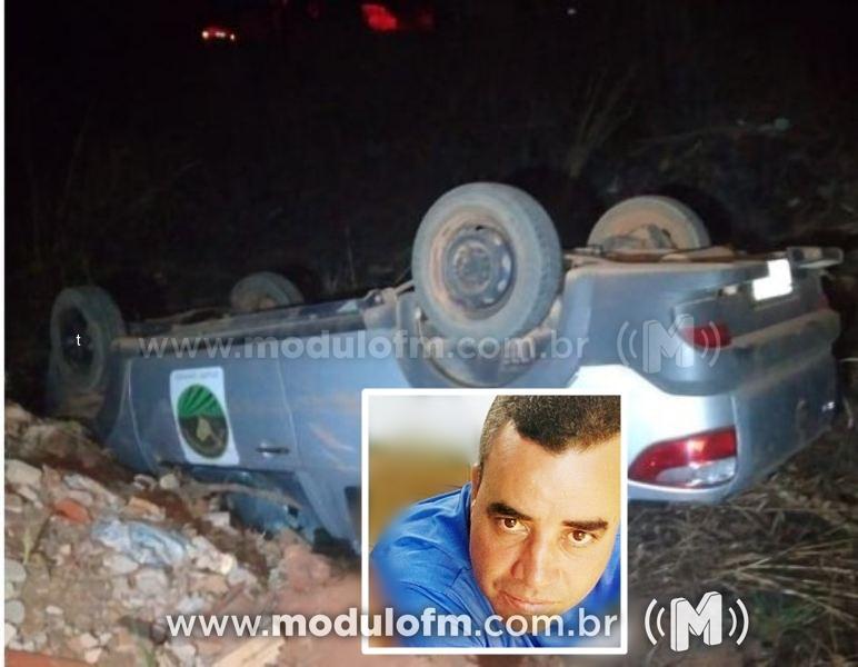 Patrocinense morre em acidente na região de Santana de Patos