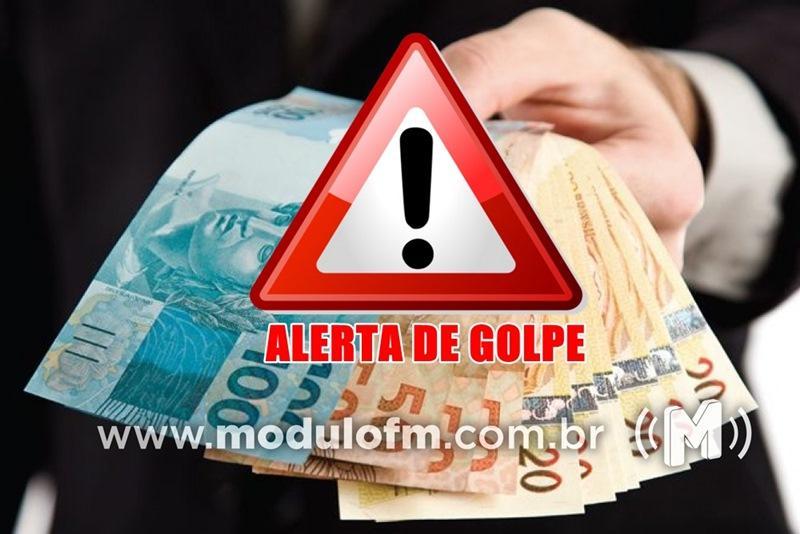 Homem cai em golpe do falso empréstimo e sofre prejuízo de quase R$ 3 mil