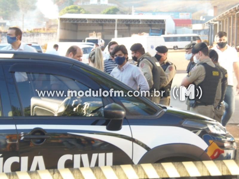 Jorge Marra é indiciado por três crimes após matar...