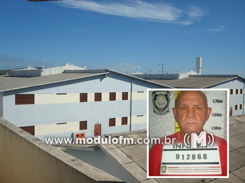 Jorge Marra é transferido para Penitenciária de Patrocínio