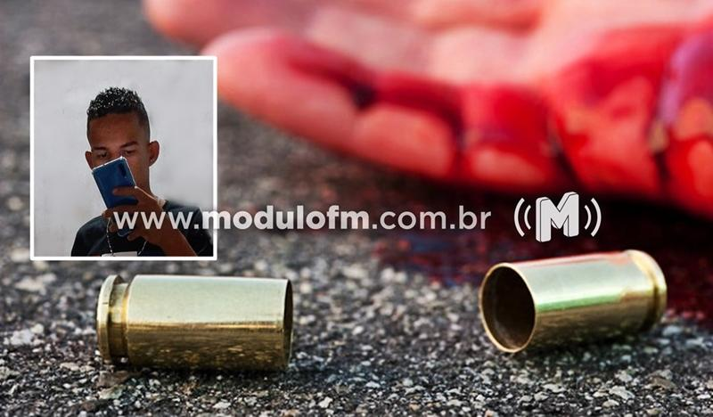 Jovem é morto a tiros na cabeça após traição e briga em Patrocínio
