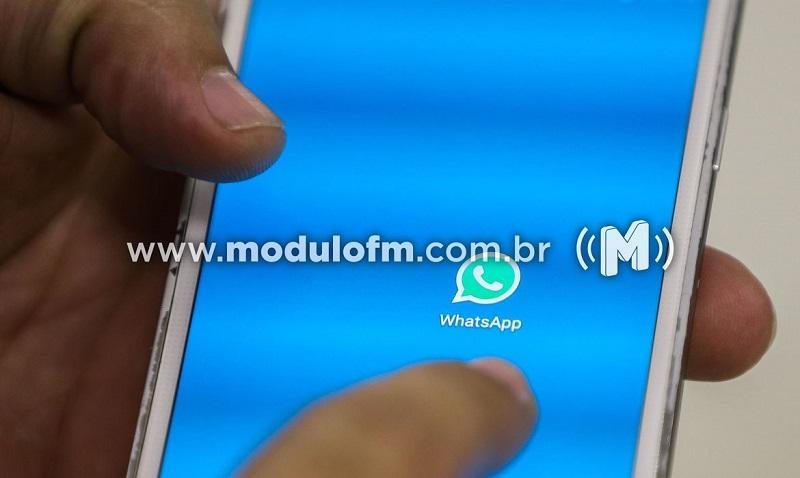 Polícia Militar faz alerta para golpes de clonagem do WhatsApp