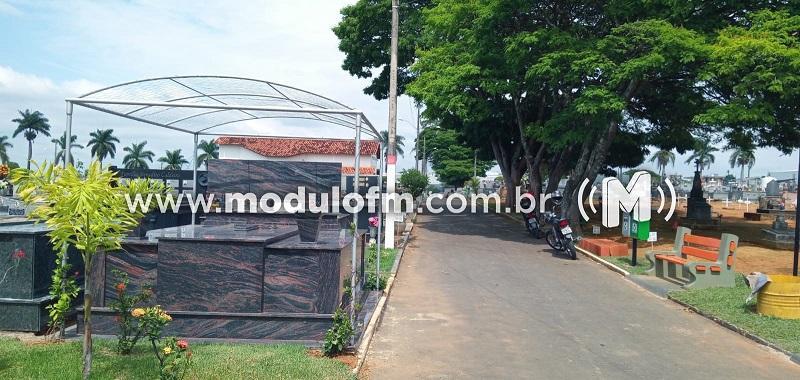 Reunião define funcionamento do cemitério municipal no Dia de...