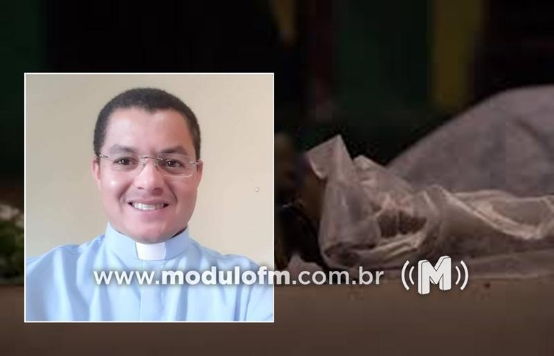 Veja o vídeo: Padre desaparecido é encontrado carbonizado