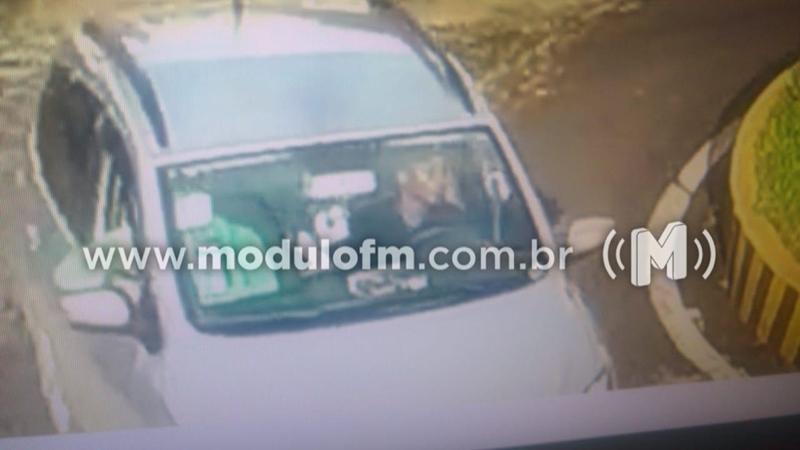 Carro de taxista que estava desaparecido é encontrado em residência de Patrocínio
