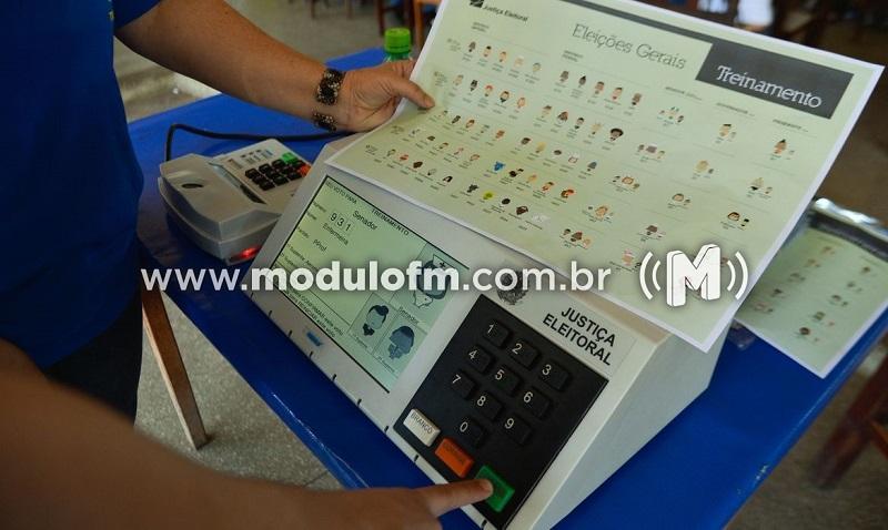 Eleitores não podem ser presos a partir de hoje (10)