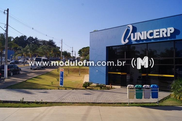 UNICERP realiza hoje Unimostra Live 2020 com show do vocalista Tico Santa Cruz