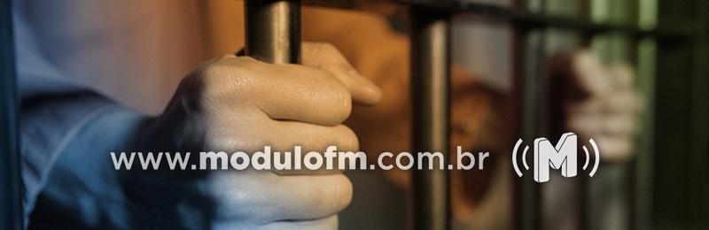 Criminoso faz série de crimes pelas ruas de Patrocínio, agride vítima e acaba preso