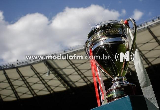 FMF define datas e regulamento do Campeonato Mineiro 2021