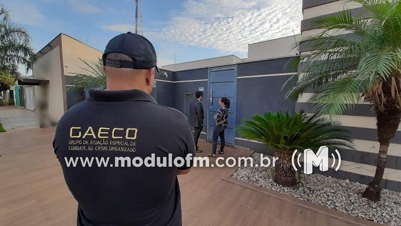 """GAECO, PM e PC realizam operação """"Coalizão"""" em Patrocínio e região"""