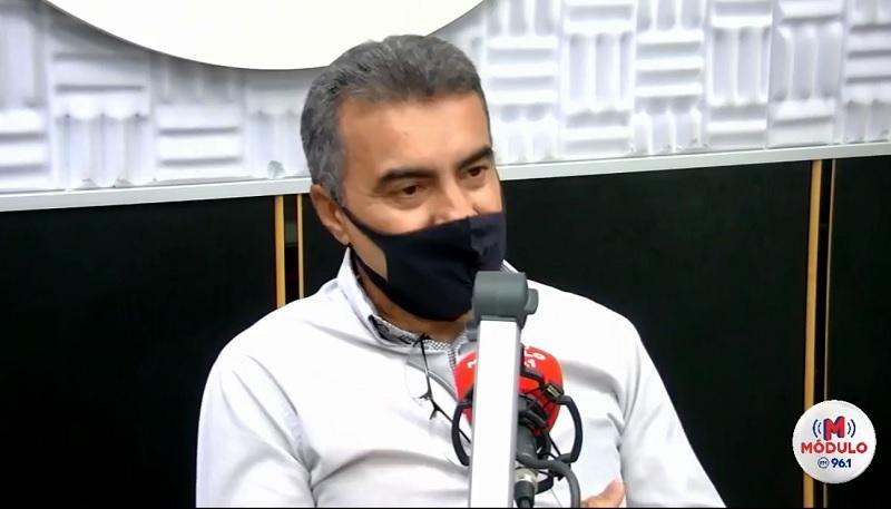 Jornal da Módulo: Célio Machado de Castro fala sobre nova sede do Sicoob Coopacredi