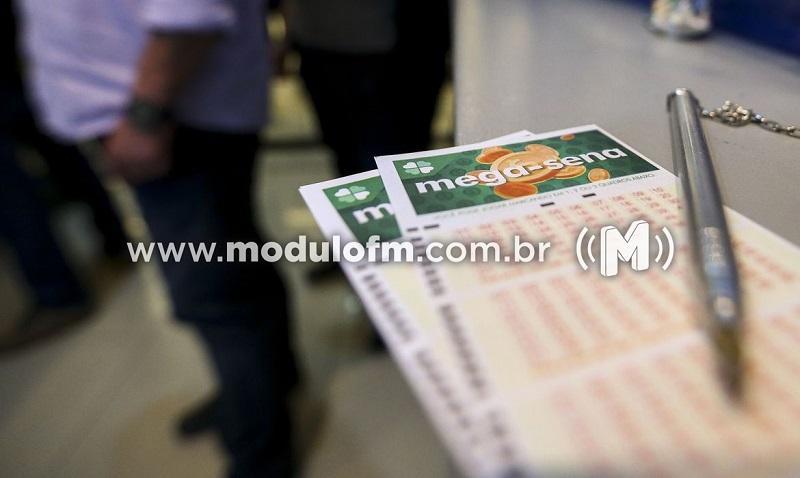 Mega-Sena acumulada sorteia nesta quarta-feira prêmio de R$ 12...