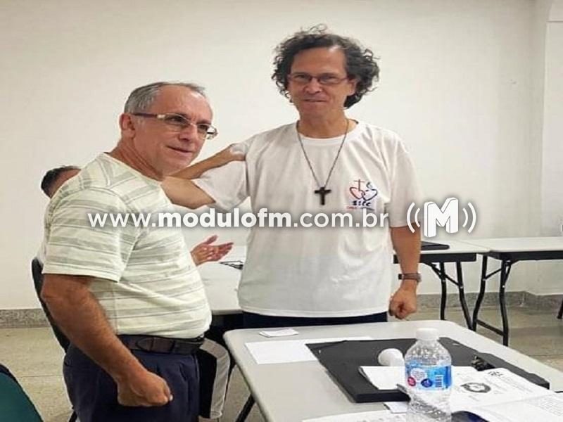 Padre Osvânio é eleito novo Superior Provincial do Brasil...