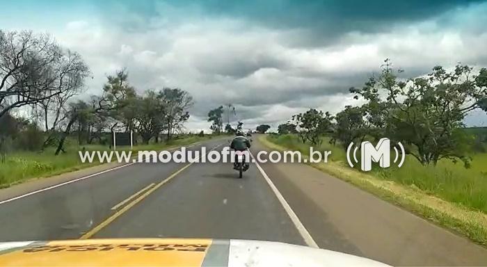 """Polícia Rodoviária iniciou a operação """"Rota Segura"""""""