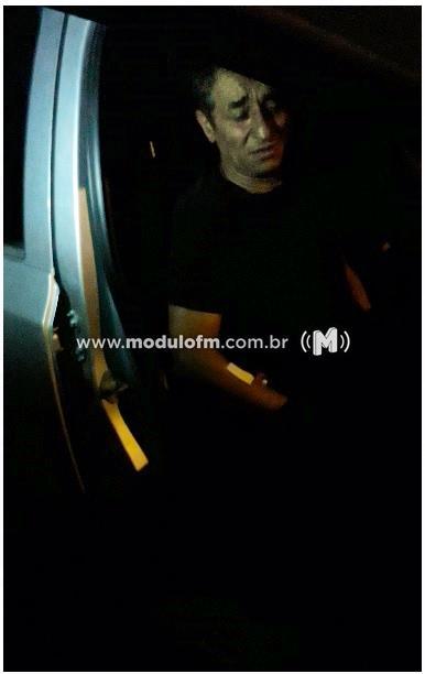 Taxista de Serra do Salitre que estava desaparecido é encontrado em pronto socorro após passar mal