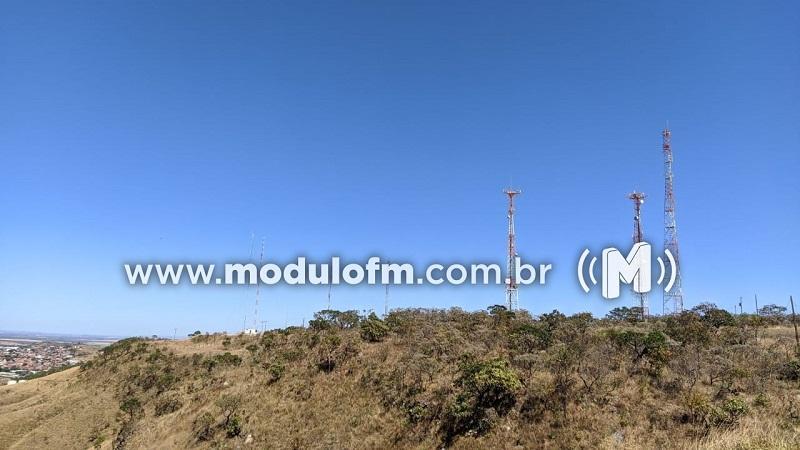 Técnicos da TV Alterosa e SBT devem realizar manutenção para reestabelecer sinal em Patrocínio