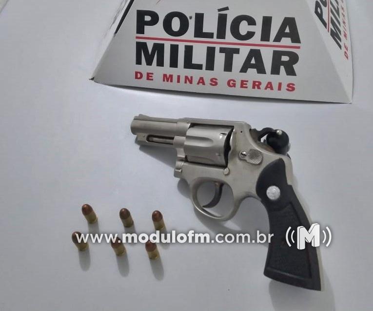 Arma de fogo é encontrada em pertences de paciente no hospital de Serra do Salitre