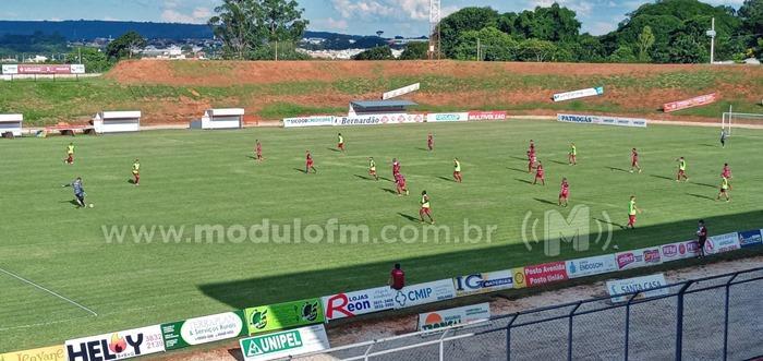 CAP: Thiago Oliveira realizou coletivo com três mudanças no...