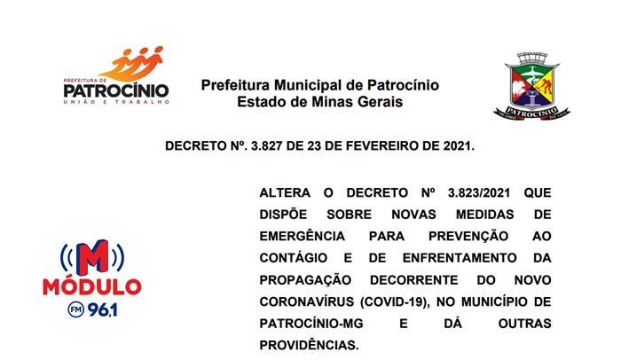 Em novo decreto, prefeito autoriza o funcionamento de comercio varejista não essencial para entregas delivery