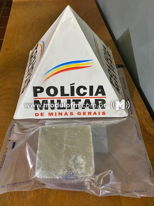 Polícia Militar prende três autores por tráfico de drogas no Enéas