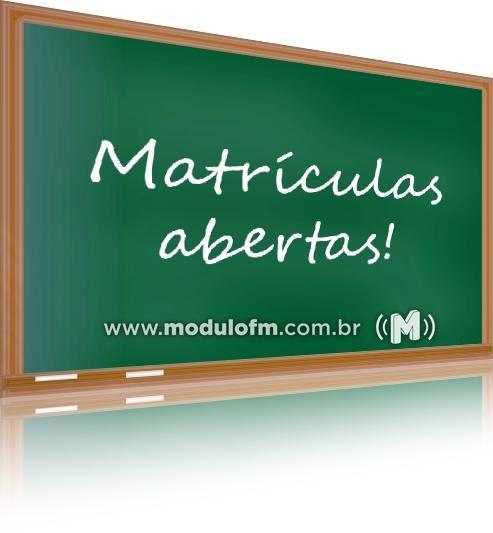 Secretaria de Educação orienta pais que devem agendar horário de matrículas na rede municipal