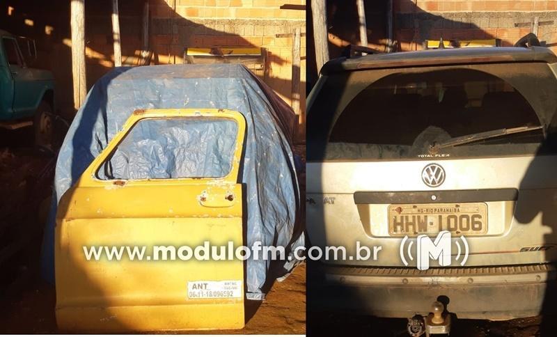 Golpe do seguro: Homem forja roubo do próprio veículo e acaba preso