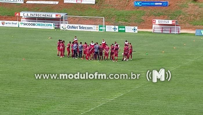 Jogo entre CAP e Atlético sofre alteração e partida...