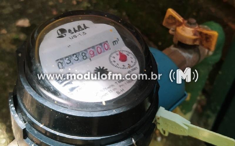 Levantamento do DAEPA mostra que Patrocínio tem 31.800 hidrômetros...