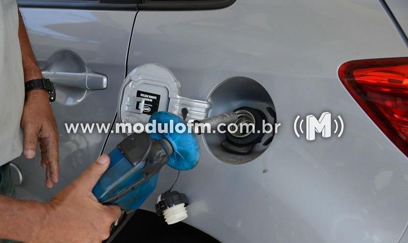 Petrobras anuncia sexto aumento da gasolina e do diesel nas refinarias em 2021