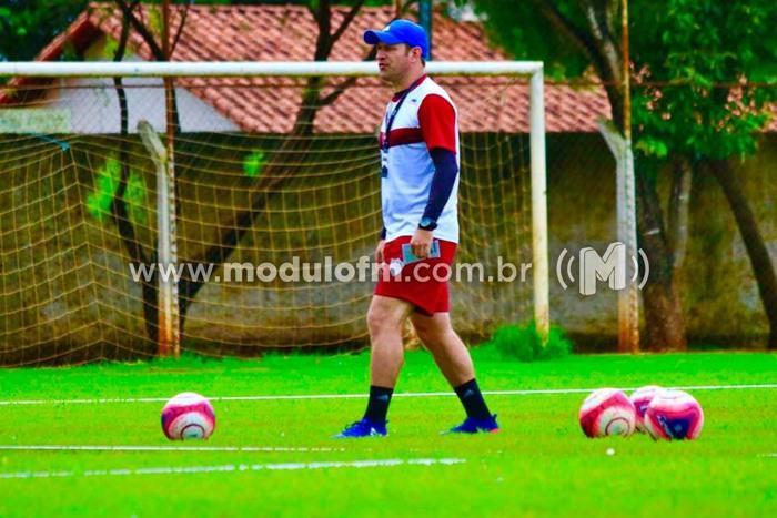 Rogério Henrique é o novo treinador do CAP