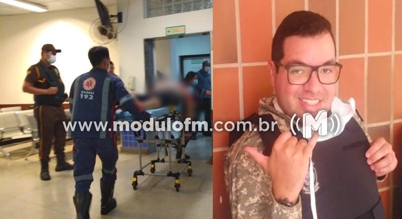 Homem acusado de matar policial penal em Patos de Minas é preso na zona rural de João Pinheiro