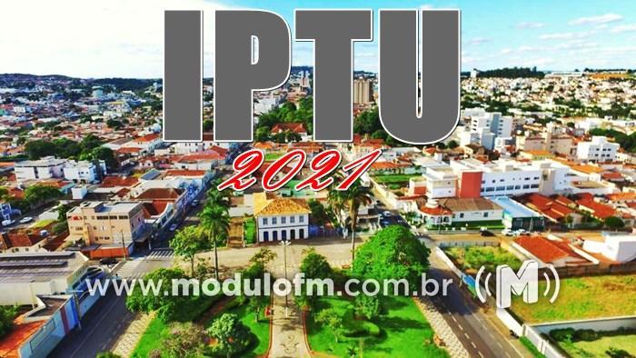 IPTU de Patrocínio vence primeira parcela e cota única...