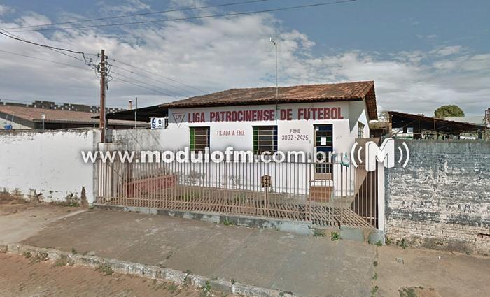 Liga Patrocinense de Futebol realiza hoje reunião com times...