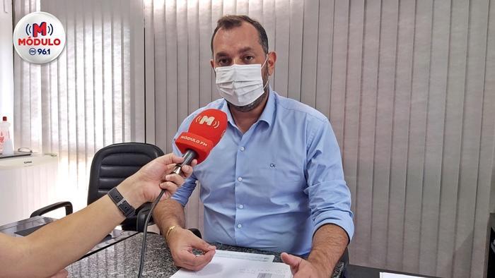 Patrocínio não imunizará nova faixa-etária contra covid-19 nos próximos...