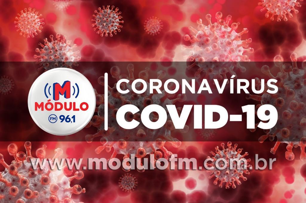 Patrocínio registra mais um óbito por covid-19