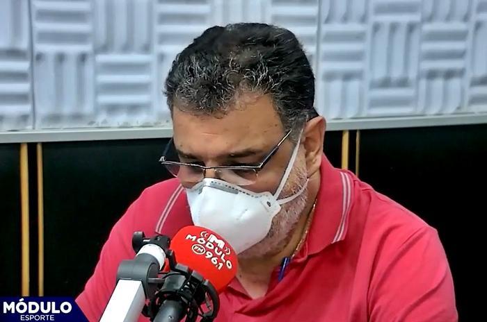 Presidente do CAP, afirma que busca parceria para disputa da série D do brasileiro