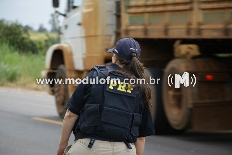 PRF inicia Operação Semana Santa com restrições na circulação de veículos