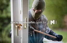 Residências são arrombadas e furtadas em Patrocínio