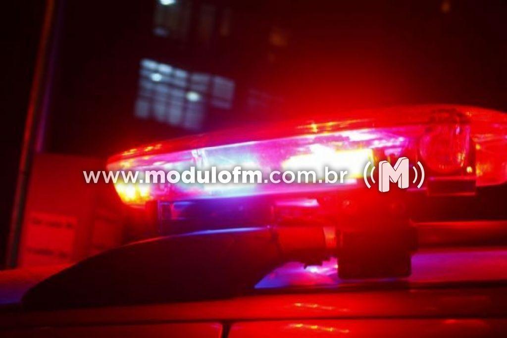 Adolescente de 14 anos é flagrado conduzindo moto em Patrocínio