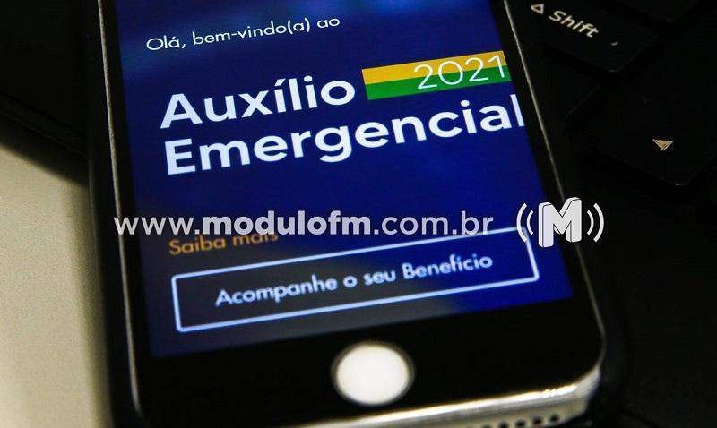 Caixa paga hoje auxílio emergencial a nascidos em fevereiro