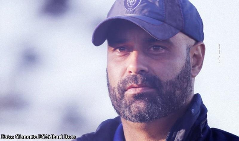 Cristiam Ziani será o treinador do CAP na série...