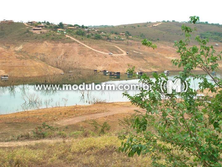 Ranchos às margens da represa de Nova Ponte são arrombados e furtados