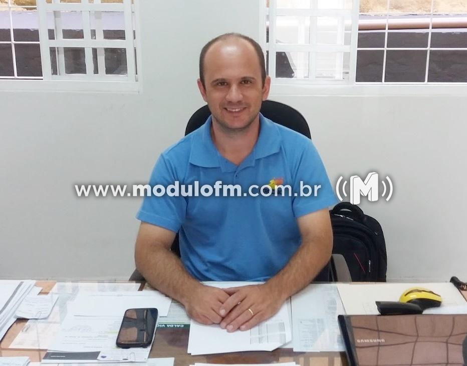 Vereador Odirlei Magalhães (PL) Testa positivo para COVID-19